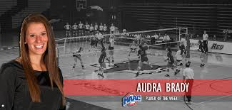 Audra Brady Named MAAC Volleyball Player Of The Week - Marist College  Athletics