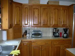 image of refinish kitchen cabinets glazed