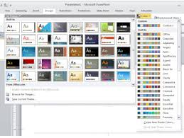 How To Make A Microsoft Powerpoint Templates Sparkspaceny Com