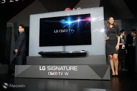 lg nano cell tv. every year at ces, the big unveiling events for companies like panasonic, samsung, sony and lg are its tvs. when you approach conference halls, lg nano cell tv neowin