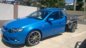 2010 Ford Falcon Ute - news, reviews, msrp, ratings with amazing ...