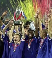 Partidos que se disputaron en wembley en la eurocopa 2020. Eurocopa 2000 Francia Confirma Que El Mundial No Fue Una Casualidad Ecodiario Es