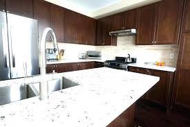 quartz vs granite countertops heat resistance white kitchen