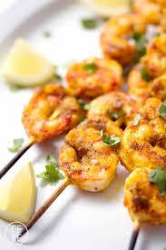 turmeric grilled shrimp bon aippe