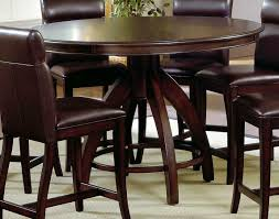 hilale nottingham round counter height dining table 4077dtbg within set prepare 6