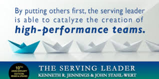 Quotes About Serving Others Custom The Serving Leader Five Powerful Actions To Transform Your Team