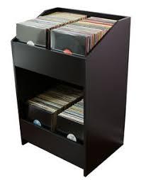 lp storage cabinet. Plain Storage Image Is Loading LPBINLPStorageCabinetModernBlackBinStyle And Lp Storage Cabinet