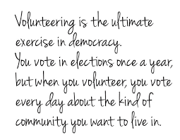 Volunteer Quotes Fascinating 48 Best Images About Volunteer On Pinterest Quotes Images 48