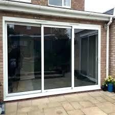 sliding glass patio door triple pane sliding glass door triple sliding glass door furniture three panel