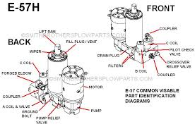 meyer snow plow parts diagram meyer e and meyer e h parts meyer snow plow parts diagram meyer e 57 and meyer e 57h parts