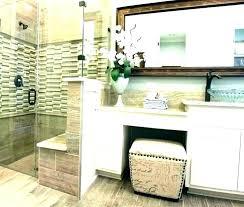 makeup vanity height. Modren Height Bathroom Vanities With Makeup Table Vanity Exotic  Height With Makeup Vanity Height