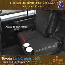 full back front rear seat covers