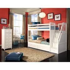 bunk bed with stairs for girls. Low Loft Bed With Storage Bunk Beds For Kids Stairs Girl Girls F