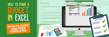 How To Make A Budget In Excel How To Guide And Free Templates
