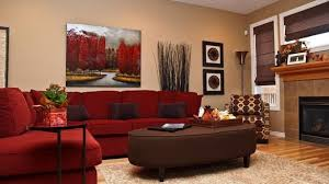 The Accent Chairs For Living Room Embellishment Red Living Room In