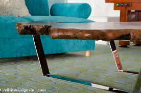 coffee table raw wood coffee table unfinished round base fabulous