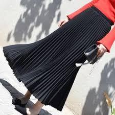 Sherhure <b>2019 Autumn Women</b> Skirt Vintage <b>Long</b> Skirt Saias High ...
