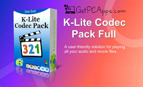 These codec packs are compatible with windows vista/7/8/8.1/10. K Lite Codec Pack Full 15 4 6 Download Windows 10 8 7 Get Pc Apps