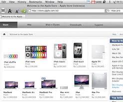 apple store online. beberapa waktu yang lalu apple meluncurkan online store untuk indonesia. (http://store.apple.com/id), saya perhatikan diskusi di milis masih sibuk berkutat