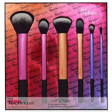 elf makeup brushes target. elf makes a brush set of all their $3 studio brushes for $30, not the highest quality but great price! available online only at elf makeup target