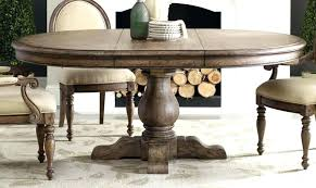 antique round dining table with leaves dining tables leaves contemporary rustic round dining table with leaf