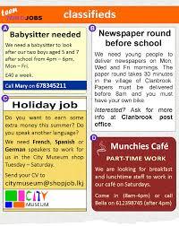 Looking For A Job Esol Nexus