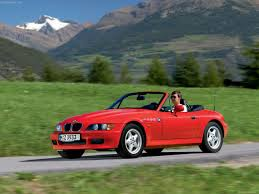 BMW Convertible bmw retro car : Z3 - BMW's take on the MX-5, and a future classic.