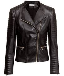 i just found this h m biker jacket and i m in love with it i m looking for a faux leather jacket and i think this is perfect i also like this one