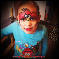 face face painting designs for kids
