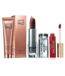 lakme lucky look brown enrich matte bo shade bm12 makeup kit gm lakme lucky look brown enrich matte bo shade bm12 makeup kit gm at best