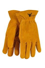 Small Picture G F 5013M JustForKids Kids Genuine Leather Work Gloves Kids