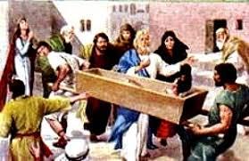 Resultado de imagen de tres resurrecciones de jesus