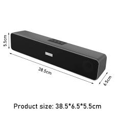 Loa Bluetooth 5.0 Super BASS Bonks N2 Kết Hợp 4 Loa in 1 Bass Treble Siêu  Ấm, Hỗ trợ Thẻ Nhớ, Cổng USB, Công Suất Lớn - Tặng Dây Jack 3.5mm, Hàng