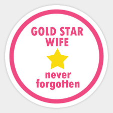 Gold Star Chart For Adults Gold Star Wife