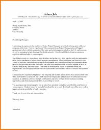 project manager cover letter sample templatex project manager cover letter