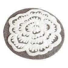 round bathroom rug round bath rugs home design seedling aviary rug fieldcrest bathroom rugs target
