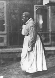 Mary Fields walking down the road of Cascade, Montana   Old photos,  History, Black cowgirl