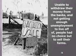 the great depression  causes and effects