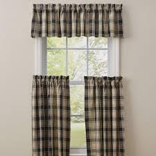 Park Designs Curtains And Valances Taupe And Star Window Treatments By Park Designs Pauls