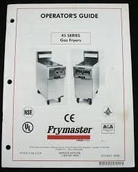 frymaster electric fryer manual service manual frymaster h14 series electric fryer do not bang fry baskets or other utensils on fryer s joiner strip covers eh flatbottom models 1824e