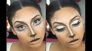 deer makeup transformation ebonymaizemakeup