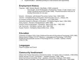 How A Resume Looks Like Resume Cv Cover Letter