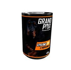 <b>Корма</b> для собак <b>Grand prix</b>