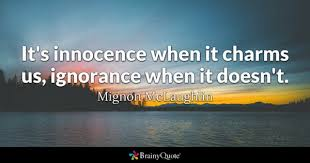 Dangerous Beauty Quotes Best of Innocence Quotes BrainyQuote