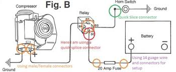 wolo air horn wiring diagram readingrat net Puma Air Compressor Wiring Diagram wolo air horn wiring diagram