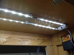 Modular Led Strip Lights Under Cabinets under cabinet light led