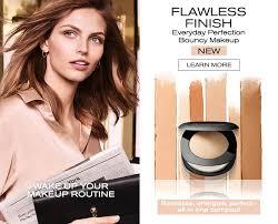 makeup flawless finish