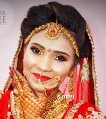bridal makeup artists in mehrauli delhi