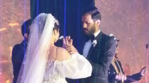 بحضور نجوم الكرة وزوجاتهم.. مروان محسن يحتفل بزفافه (فيديو وصور)