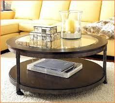 round coffee table decor round coffee table with glass top best home decor coffee table books